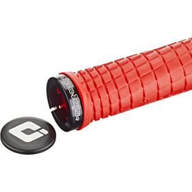 ODI Troy Lee Designs handvatten, rood